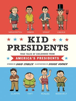 cover image of Kid Presidents