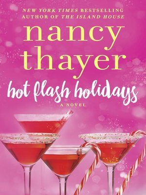 cover image of Hot Flash Holidays