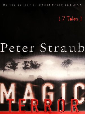 cover image of Magic Terror
