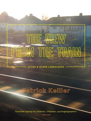 cover image of The View From the Train