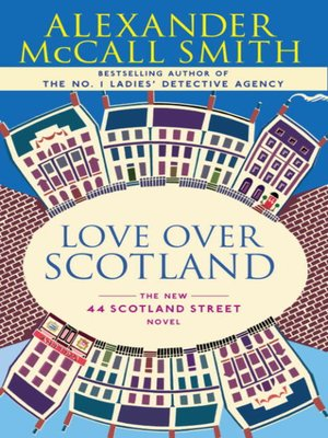 cover image of Love Over Scotland
