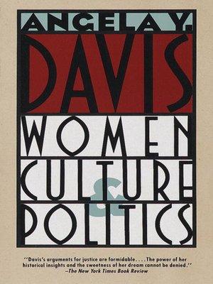 cover image of Women, Culture & Politics