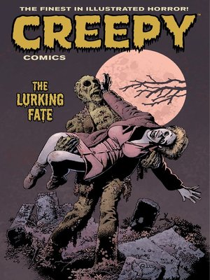 cover image of Creepy Comics, Volume 3