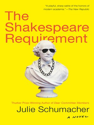 cover image of The Shakespeare Requirement