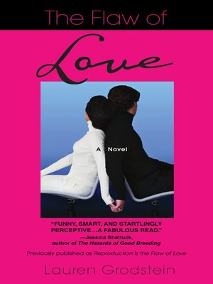 cover image of Reproduction is the Flaw of Love
