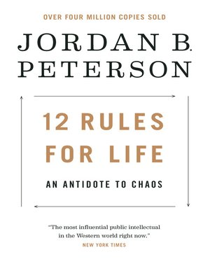 12 Rules for Life by Jordan B  Peterson · OverDrive (Rakuten