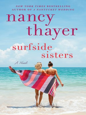 cover image of Surfside Sisters