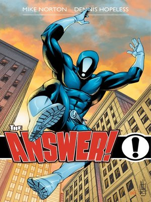cover image of The Answer!
