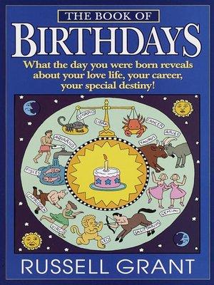 Book of birthdays russell grant pdf