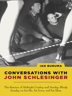 cover image of Conversations with John Schlesinger