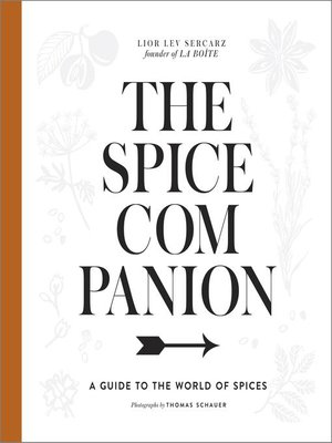 cover image of The Spice Companion