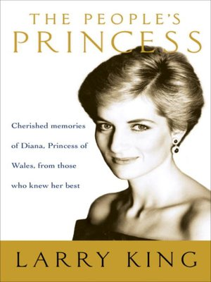 cover image of The People's Princess