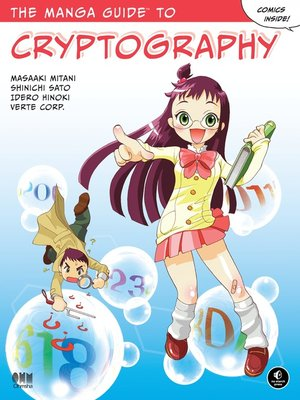 cover image of The Manga Guide to Cryptography