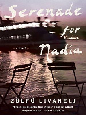 Serenade for Nadia Book Cover
