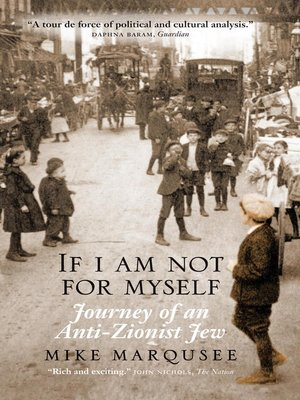 cover image of If I Am Not For Myself