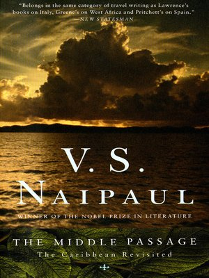 cover image of The Middle Passage