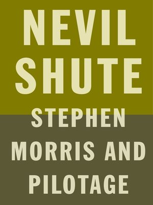 cover image of Stephen Morris