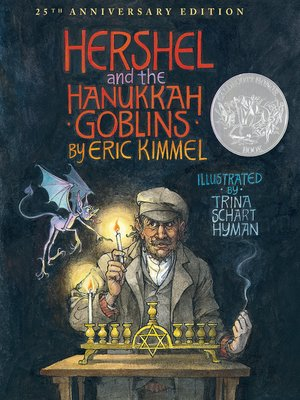 cover image of Hershel and the Hanukkah Goblins