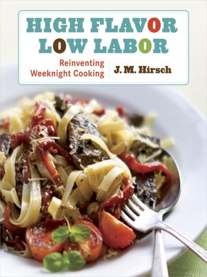 cover image of High Flavor, Low Labor