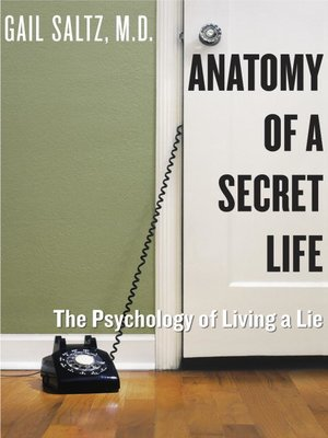 cover image of Anatomy of a Secret Life