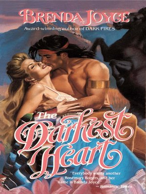 cover image of The Darkest Heart