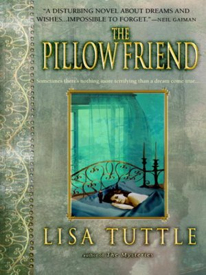 cover image of The Pillow Friend
