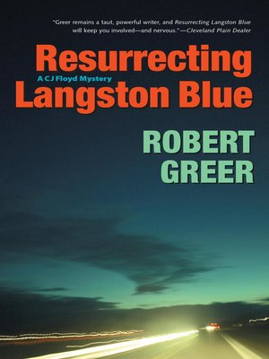cover image of Resurrecting Langston Blue