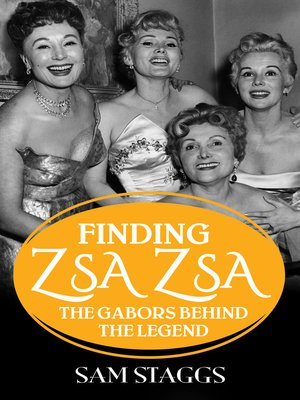 cover image of Finding Zsa Zsa
