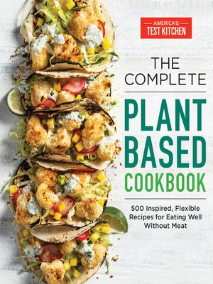 cover image of The Complete Plant-Based Cookbook