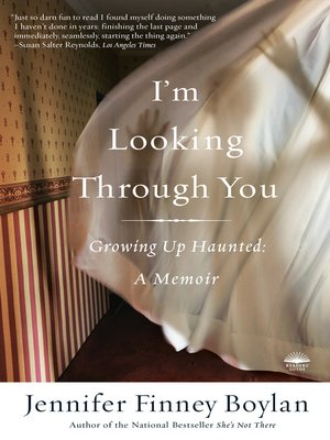 cover image of I'm Looking Through You