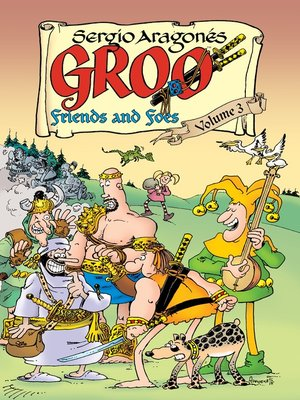 cover image of Groo: Friends and Foes (2015), Volume 3