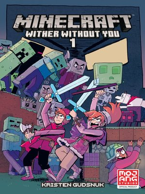 cover image of Minecraft: Wither Without You
