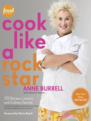 cover image of Cook Like a Rock Star
