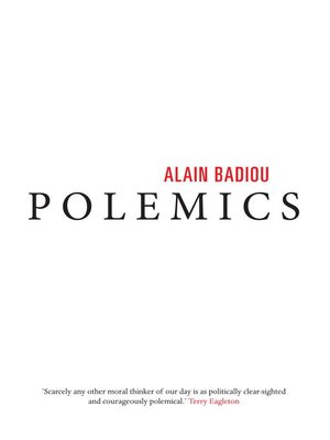 cover image of Polemics