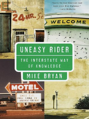 cover image of Uneasy Rider