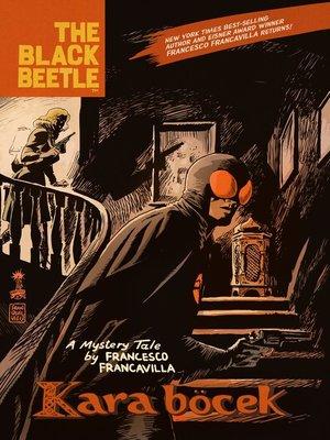 cover image of The Black Beetle: Kara Bocek