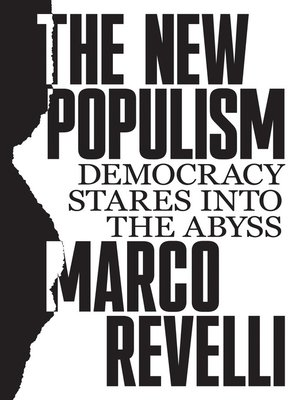 cover image of The New Populism