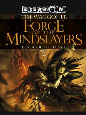 cover image of Forge of the Mindslayers
