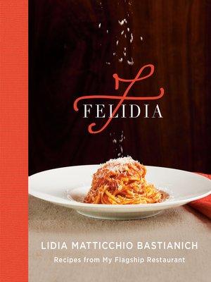 cover image of Felidia