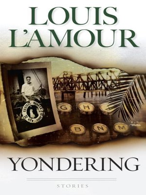 cover image of Yondering