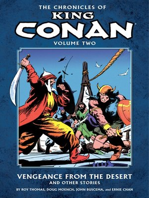 cover image of Chronicles of King Conan, Volume 2