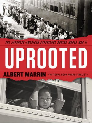 cover image of Uprooted