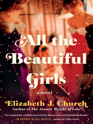 cover image of All the Beautiful Girls