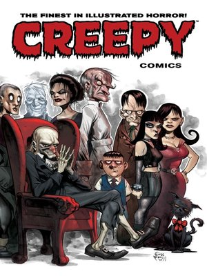 cover image of Creepy Comics (2009), Volume 1