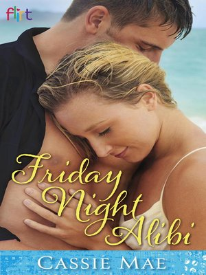 cover image of Friday Night Alibi