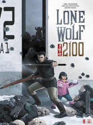 cover image of Lone Wolf 2100: Chase the Setting Sun