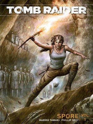 cover image of Tomb Raider Volume 1