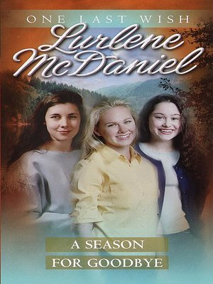 cover image of A Season for Goodbye