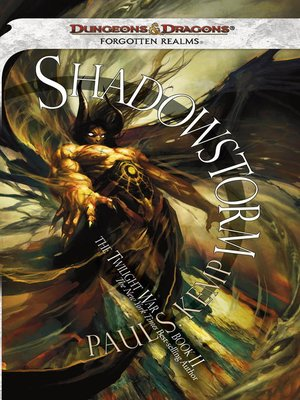 cover image of Shadowstorm