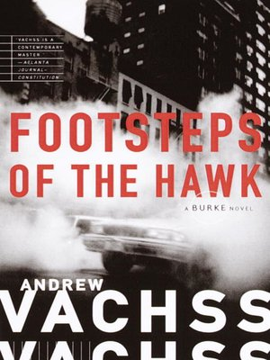 cover image of Footsteps of the Hawk